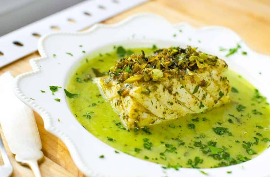 Bacalao en Salsa Verde