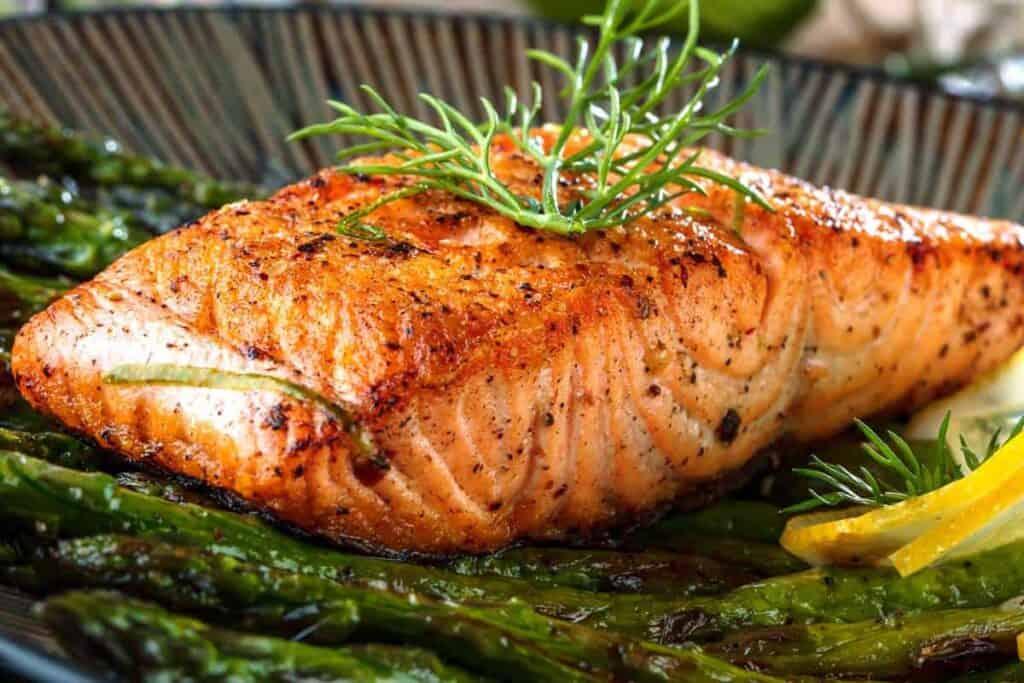 recetas salmon a la plancha
