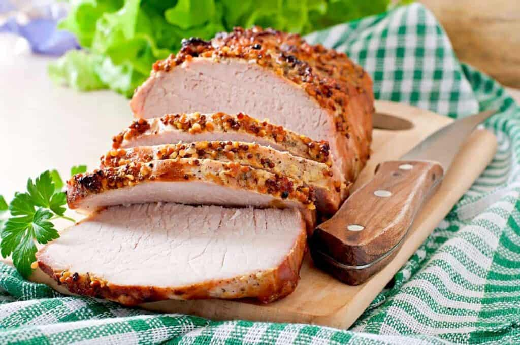recetas de Solomillo de Cerdo al Horno