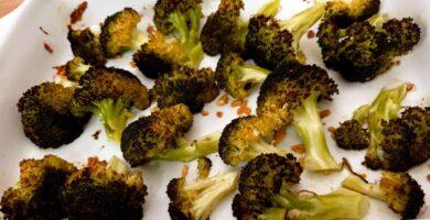 brocoli al horno