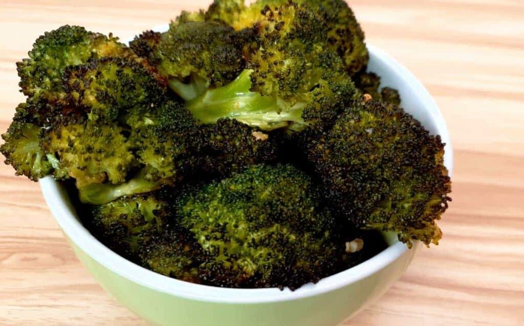 receta brocoli al horno